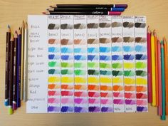 What Are The Best Colored Pencils? – ColorIt