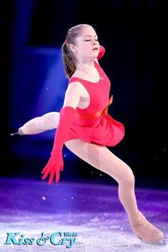 Julia Lipnitskaia  Olympic Show