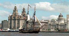 Passeios em Liverpool #viajar #londres #inglaterra