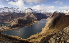 Loch Coruisk 'Cauldron Of Waters' Isle Of Skye, Scotland