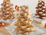 Sugar Cookie Holiday Trees Recipe