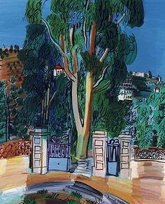 The Eucalyptus, Raoul Dufy