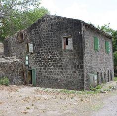 Volcanic Hot Springs, Nevis #travel #NevisMangoFest #BathHotel