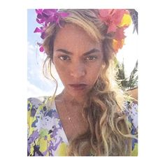 Pin for Later: Beyoncé Has Blessed Us With More Photos From Her Hawaiian Vacation