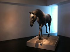 'Grand Nomad' bronze-200cm by Catherine Thiry sculpture #SculpturactGallery
