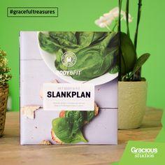 Slankplan van Body & Fit met overheerlijke recepten voor een gezonde levensstijl!
