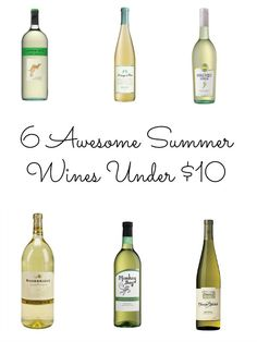 6 Awesome Summer Wines
