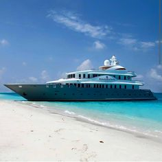 Luxury yacht design interior trip sailing and having private party on super mega boat life style for vacation and wedding on deck with style ond model of black and etc Big Yachts, Luxury Yachts, Ski Nautique, Yacht Boat, Sailing Boat, Private Yacht, Float Your Boat, Yacht For Sale, Yacht Design