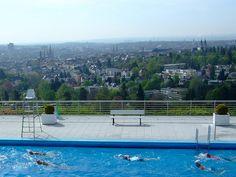 Opelbad Pool (Neroberg) Wiesbaden, Germany
