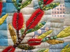Queenie's Needlework: Yokohama International Quilt Week 2013 - Miniature quilts