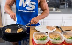 Cooking For A Lean Muscle Bulk Diet