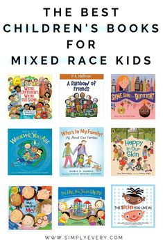 I've rounded up our favorite children's books about race and diversity.