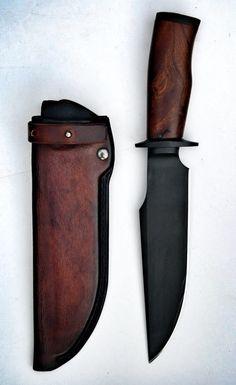 Dark Knife  That!... is a beautiful knife.