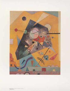 Wassily Kandinsky - Stille Harmonie