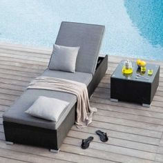 swimming pool loungers - Google Search