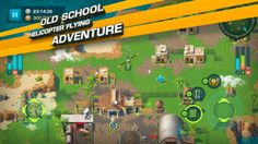 Pilot's Path on App Store:    All our games are FREE for a limited time to celebrate the release of our new game Hyper Swiper!  Experience the thrill of adventure with Pilots Path  an old school top down view helicopter flying game perfectly optimized for Retina Display. Feel like a first-class pilot explore ov...  Developer: Happymagenta  Download at http://ift.tt/1kS9yL6
