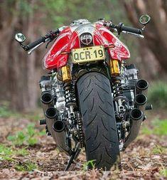 RAW Honda CBX1000 Café Racer