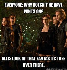 Oh god, haha. Malec is my favourite they are perfect for eachother, they better get bck together