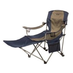 Printed Wolf Camping Chair Hiking Fishing Folding Seat