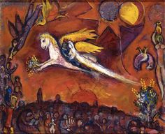 Song of Songs, 1960 Marc Chagall