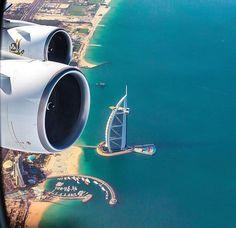 emirates emiratesairline burjkhalifa burjularab b safari nepal india australia pakarmy philippines usarmy du dubaimarina ksa Germany newzeland Kashmir ksa uk usa skyline skydiving sky d dxb g i f s safari ukraine Emirates Airbus, Emirates Airline, Airbus A380, Dubai City, Dubai Uae, Airplane Photography, Travel Photography, Burj Al Arab, Visit Dubai