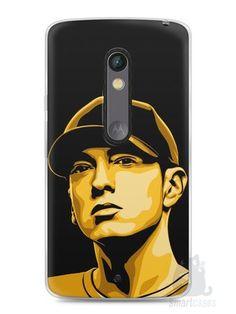 Capa Capinha Moto X Play Eminem #1