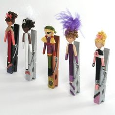 great site for a ideas (toothpick dolls)