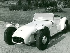 1957 Lotus Seven S1 - The Original Seven