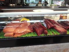 Lisbon for Foodies – Mercado da Ribeira Sushi, Latin Food, Bar, Lisbon, Mexican Food Recipes, Steak, Latin American Cuisine, Mexican Recipes, Steaks