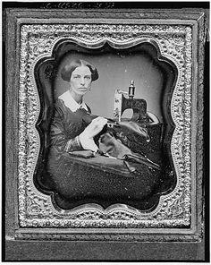 Seamstress or dressmaker