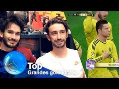 LOS MEJORES GOLEADORES de FIFA 16