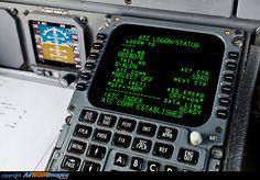 Radio contact with Brazilian ATC, using CPDLC via Satcom.