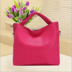 2016 New fashion leather handbags designer brand women messenger bag women leather shoulder bag ladies cowhide totes
