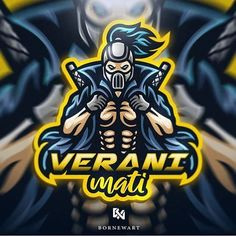 #esportlogoteamtagar di Instagram • Foto dan Video Sparta Army, Mascot Design, Logo Design, Spartan Logo, Warrior Logo, Japan Games, Monkey King, Game Logo, Silhouette