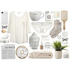 Morning light, created by louisesuxx on Polyvore