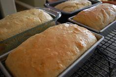 Delicious Homemade English Muffin Bread