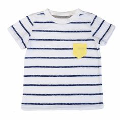 Shortsleeve Striped Crewneck Tee | egg by susan lazar 2015 Spring/Summer Collection | http://www.egg-baby.com/shortsleeve-striped-crew-p5je1992-whist.html