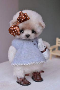 Fanny) by By Dadykina Natasha | Bear Pile