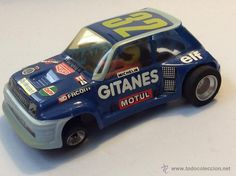 Scalextric Renault 5 Turbo srs