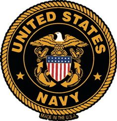 US NAVY.My husband served for 32 years. Proud to be a Navy wife. Navy Military, Military Life, Military Signs, Military History, Badges, Fleet Week, Go Navy, Navy Logo, Military Branches