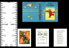 1:24 SCALE MINIATURE BOOK RAGGEDY ANDY STORIES MODIFIED