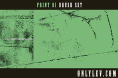 Print Grunge 01 - Download  Photoshop brush http://www.123freebrushes.com/print-grunge-01/ , Published in #GrungeSplatter. More Free Grunge & Splatter Brushes, http://www.123freebrushes.com/free-brushes/grunge-splatter/ | #123freebrushes