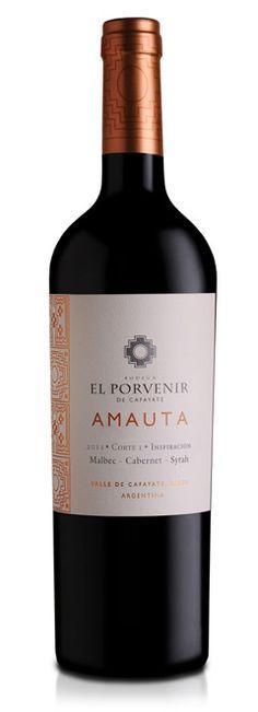 Amauta - El Porvenir de Cafayate, Córdoba/Argentina (Malbec-Cabernet-Syrah)