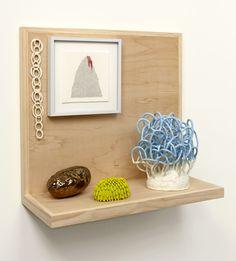 "Linda Lopez: ""Some things need nothing.""  Jane Hartsook Gallery: October 25 - November 21, 2013"