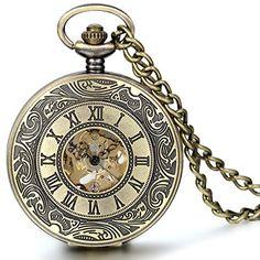 Jewelrywe reloj de bolsillo de cuarzo número romano hueco... https://www.amazon.es/dp/B0157RU186/ref=cm_sw_r_pi_dp_sf9xxbHQGH8M3