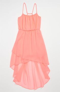 @Kelly Keene  What about this for Sammers and Liv as a flower girl dress?  Something simple and comfortable???