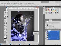 Tutorial Photoshop - Crear efectos de luz en Photoshop