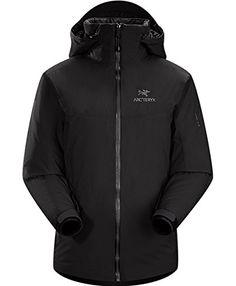 Arcteryx Fission SV Jacket - Women's Black Large