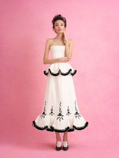 Ulyana Sergeenko, Printemps/été 2018, Paris, Haute Couture