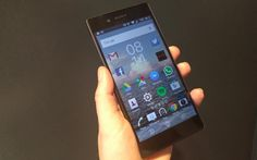"""Sony's Xperia Z5 is as sleek and stylish as you'd imagine a """"Bond phone""""   to be, with a stunning camera that is responsive enough to let you capture   the moment"""
